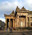 Royal Scottish Academy (Királyi Skót Akadémia) épülete
