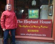 """""""Harry Potter szülőhelye"""""""